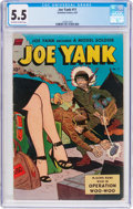 Golden Age (1938-1955):Humor, Joe Yank #11 (Standard, 1953) CGC FN- 5.5 Off-white to white pages....