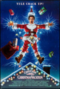 "Movie Posters:Comedy, National Lampoon's Christmas Vacation (Warner Brothers, 1989). One Sheet (27"" X 41"") DS. Comedy.. ..."