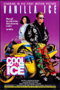 """Movie Posters:Drama, Cool As Ice & Other Lot (Universal, 1991) Rolled, Very Fine. One Sheets (3) (27"""" X 41"""") DS. Drama.. ... (Total: 3 Items)"""