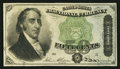 Fractional Currency:Fourth Issue, Fr. 1379 50¢ Fourth Issue Dexter Choice About New.. ...