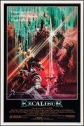 """Movie Posters:Fantasy, Excalibur (Warner Brothers, 1981). One Sheet (27"""" X 41""""). Fantasy.. ..."""