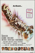 """Movie Posters:Action, Earthquake & Other Lot (Universal, 1974). One Sheet (27"""" X 41"""") & Trimmed One Sheet (27"""" X 39.25""""). Action.. ... (Total: 2 Items)"""