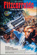 """Movie Posters:Foreign, Fitzcarraldo (New World, 1982). One Sheet (27"""" X 41""""). Foreign.. ..."""