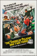 """Movie Posters:Crime, The Taking of Pelham One Two Three (United Artists, 1974). OneSheet (27"""" X 41""""). Crime.. ..."""