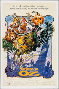 """Return to Oz & Other Lot (Buena Vista, 1985). One Sheets (2) (27"""" X 41""""). Fantasy. ... (Total: 2 Items..."""