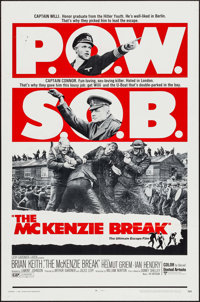 "The McKenzie Break & Others Lot (United Artists, 1971). One Sheets (3) (27"" X 41""). War. ... (Total: 3..."