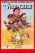 """Movie Posters:War, The Wild Geese & Other Lot (Allied Artists, 1978). One Sheets(2) (27"""" X 41""""). War.. ... (Total: 2 Items)"""