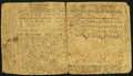 Colonial Notes:New Jersey, New Jersey June 14, 1757 £3 Very Good-Fine.. ...