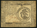 Colonial Notes:Continental Congress Issues, Continental Currency February 26, 1777 $3 Extremely Fine.. ...