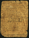 Colonial Notes:Delaware, Delaware February 28, 1746 20s Very Good.. ...
