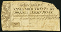 Colonial Notes:North Carolina, North Carolina March 9, 1754 26s 8d Holy Bible Very Fine.. ...