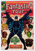 Silver Age (1956-1969):Superhero, Fantastic Four #46 (Marvel, 1966) Condition: FN....
