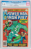 Modern Age (1980-Present):Superhero, Power Man and Iron Fist #66 (Marvel, 1980) CGC NM/MT 9.8 Whitepages....