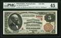 National Bank Notes:Pennsylvania, Philadelphia, PA - $5 1882 Brown Back Fr. 469 The Market Street NBCh. # (E)3684. ...