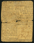Colonial Notes:Delaware, Delaware June 1, 1759 20s Good.. ...