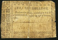 Colonial Notes:North Carolina, North Carolina April 23, 1761 10s Fine.. ...