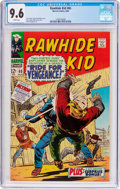 Silver Age (1956-1969):Western, Rawhide Kid #65 (Marvel, 1968) CGC NM+ 9.6 White pages....