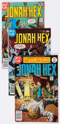 Bronze Age (1970-1979):Western, Jonah Hex Group of 13 (DC, 1974-79).... (Total: 13 Comic Books)