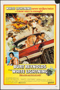 """Movie Posters:Action, White Lightning & Other Lot (United Artists, 1973). One Sheets (3) (27"""" X 41"""") Style A & B. Action.. ... (Total: 3 Items)"""