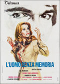 "Movie Posters:Foreign, Man Without Memory & Other Lot (Titanus Distributors, 1974). Italian 4 - Fogli (55.25"" X 77.25""), Italian 2 - Fogli (39.25"" ... (Total: 3 Items)"