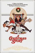 "Movie Posters:Comedy, A Christmas Story & Other Lot (MGM, 1983). One Sheets (2) (27"" X 41""). Comedy.. ... (Total: 2 Items)"