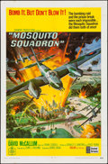 """Movie Posters:War, Mosquito Squadron (United Artists, 1969). One Sheet (27"""" X 41"""").War.. ..."""