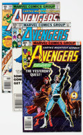 Modern Age (1980-Present):Superhero, The Avengers Group of 38 (Marvel, 1979-89) Condition: AverageVF-.... (Total: 38 Comic Books)