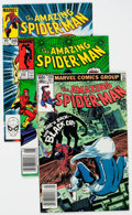 Modern Age (1980-Present):Superhero, The Amazing Spider-Man Group of 32 (Marvel, 1978-88) Condition:Average NM-.... (Total: 32 Comic Books)
