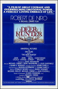 "The Deer Hunter & Other Lot (Universal, 1978). Folded, Very Fine. One Sheet (27"" X 41""), Lobby Cards (..."