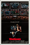 """Movie Posters:Science Fiction, WarGames & Other Lot (MGM/UA, 1983). One Sheets (2) (27"""" X 41""""). Science Fiction.. ... (Total: 2 Items)"""