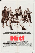 """Movie Posters:Action, Hit! & Other Lot (Paramount, 1973). One Sheets (2) (27"""" X 41""""). Action.. ... (Total: 2 Items)"""