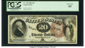 Large Size:Legal Tender Notes, Fr. 138 $20 1880 Legal Tender PCGS Choice New 63.. ...