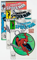 Modern Age (1980-Present):Superhero, The Amazing Spider-Man Group of 60 (Marvel, 1988-94) Condition:Average VF/NM.... (Total: 60 Comic Books)