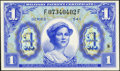 Military Payment Certificates:Series 541, Series 541 $1 Choice New.. ...