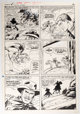 Dick Ayers and Vince Colletta Two-Gun Kid #85 Story Page 10 Original Art (Marvel, 1967)