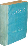 Books:Literature 1900-up, James Joyce. Ulysses. Paris: Shakespeare and Company, 1922. First edition, handmade paper issue, limited to 750 copi...
