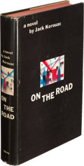 Books:Literature 1900-up, Jack Kerouac. On the Road. New York: The Viking Press, 1957.First edition....
