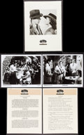 "Movie Posters:Academy Award Winners, Casablanca (Turner Entertainment, R-1992). 50th Anniversary Presskit (9"" X 12"") with Photos (2) (8"" X 10""). Academy Award Wi..."
