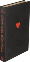 Books:Mystery & Detective Fiction, Ian Fleming. Casino Royale. London: Jonathan Cape, [1953].First edition.... (Total: 3 )