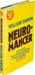 Books:Science Fiction & Fantasy, William Gibson. Neuromancer. London: Victor Gollancz, 1984. First English edition (and first in hardcover), signed...