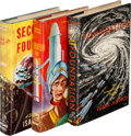 Books:Science Fiction & Fantasy, Isaac Asimov. The Foundation Trilogy, comprised of: Foundation. New York, Gnome Press, 1951. First editi... (Total: 3 )