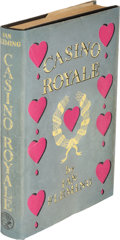 Books:Mystery & Detective Fiction, Ian Fleming. Casino Royale. London: Jonathan Cape, [1953]. First edition....