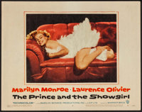 "The Prince and the Showgirl (Warner Brothers, 1957). Lobby Card (11"" X 14""). Romance"