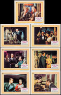"Movie Posters:Crime, Gambit (Universal, 1967). Lobby Cards (7) (11"" X 14""). Crime.. ...(Total: 7 Items)"