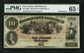 Obsoletes By State:New Jersey, New Jersey, Bordentown- Bordentown Banking Co. $10 18__ Remainder. ...