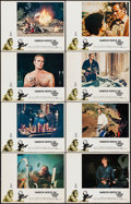 """Movie Posters:Science Fiction, The Omega Man (Warner Brothers, 1971). Lobby Card Set of 8 (11"""" X 14""""). Science Fiction.. ... (Total: 8 Items)"""