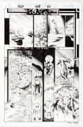Original Comic Art:Panel Pages, Liam Sharp and Robin Riggs Incredible Hulk #428 Page 20Original Art (Marvel, 1995)....
