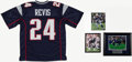 Football Collectibles:Others, New England Patriots Signed Jersey & Photograph Collection (7). ...