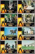 Movie Posters:Western, Valdez is Coming & Other Lot (United Artists, 1971). Fine/VeryFine. Lobby Card Sets of 8 (3 Sets), Deluxe Lobby Card Set of...(Total: 34 Items)