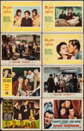 "Movie Posters:Drama, The Best Years of Our Lives & Others Lot (RKO, 1946). Lobby Cards (11) & Title Cards (3) Identical (11"" X 14""). Drama.. ... (Total: 14 Items)"